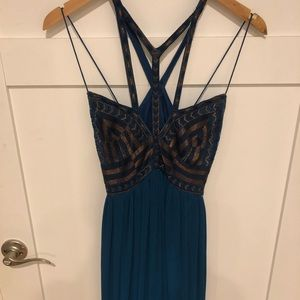 Brand new free people gown! Never been worn!